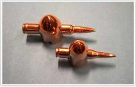 Copper Bullet Dial Selectors