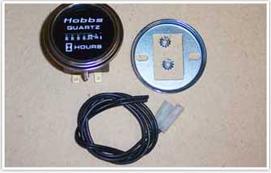 Hobbs Meter Assembly