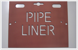 Pipe Liner Battery Cover