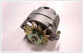 Single Wire Alternator